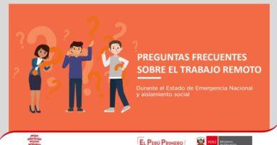 APRENDO EN CASA - PREGUNTAS FRECUENTES SOBRE EL TRABAJO REMOTO