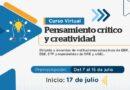 """PERUEDUCA – Curso """"Pensamiento Crítico y Creatividad"""""""