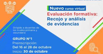 PERÚEDUCA - Curso Virtual Evaluación formativa: recojo y análisis de evidencias