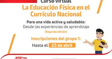 Curso virtual la educación física en el currículo nacional